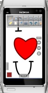 MobiVio Solutions HandyPaint Lite v1.50 3014 S60v5 S^3 SymbianOS9.x Signed